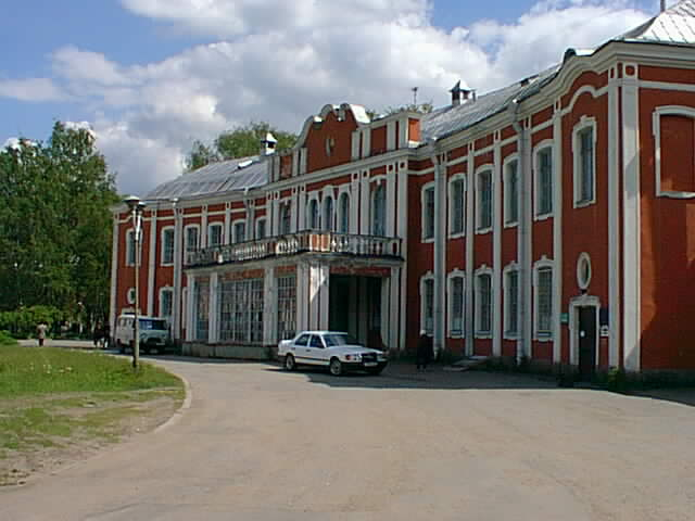 Как могут выглядеть новые здания университета Мечникова (фото), мечка.