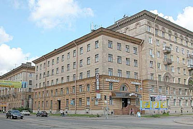 Сталинские дома - типы домов - справочник.